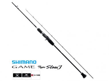 Shimano Game Type Slow Jig Въдица