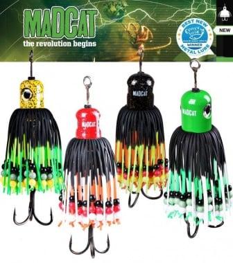 MADCAT® A-STATIC CLONK TEASERS 200g Примамка за кльонк