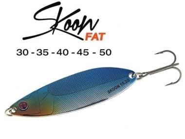 SAKURA SKOON FAT 60mm. Блесна клатушка