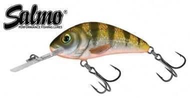 Salmo Rattlin' Hornet Floating 3.5см. Воблер