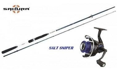 SAKURA Salt Sniper Комплект