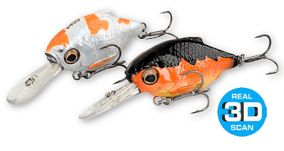 Savage Gear 3D CRUCIAN CRANK Воблер