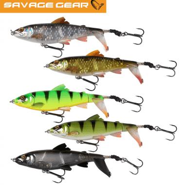 Savage Gear 3D SmashTail 10cm Воблер