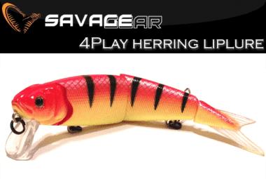 Savage Gear 4play Herring Liplure Главна