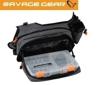 Savage Gear Sling Shoulder Bag Чанта за примамки