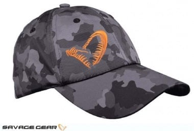 Savage Gear Black Savage Cap Шапка