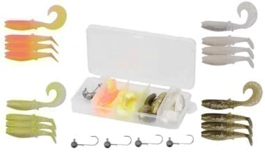 Savage Gea Cannibal Box Kit XS 20pcs Комплект примамки