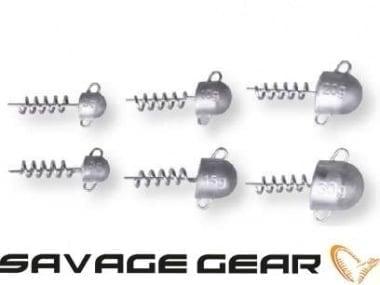 Savage Gear Cork Screw Heads Глава за стингер