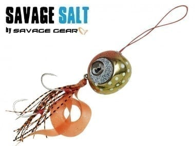 Savage Gear Cuttle Eye 135гр. Тайръбър