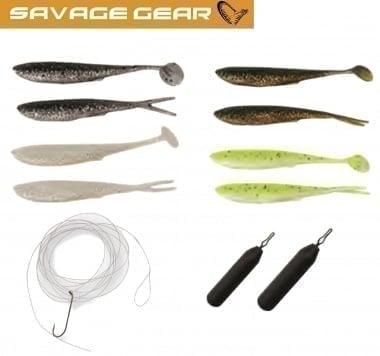 Savage Gear Finezze Dropshot Kit Комплект за дропшот