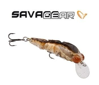 Savage Gear Larvae Воблер