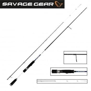 Savage Gear LRF CCS Спининг въдица