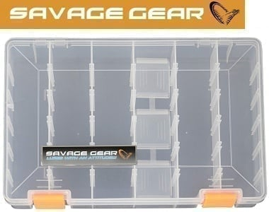 Savage Gear Lure Box no.12 Кутия за примамки