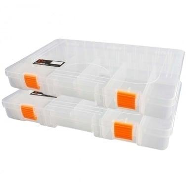 Savage Gear Lure Box no.6 - 2 Boxes Комплект кутии