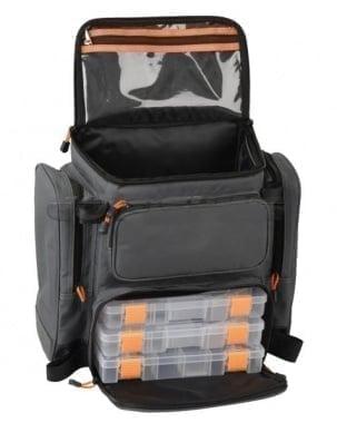 Savage Gear Lure Specialist Rucksack M 3 Boxes Чанта и кутии за примамки