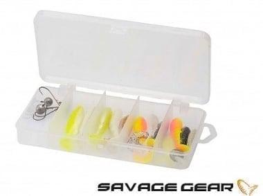 Savage Gear Perch Pro Kit M Комплект 20бр. силиконови примамки