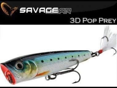 Savage Gear Pop Prey Главна
