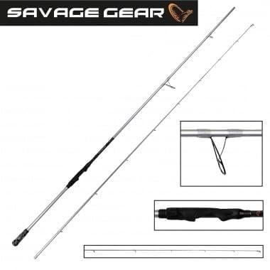 Savage Gear Salt CCS Спининг въдици