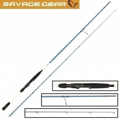 Savage Gear SALT EGI RODS Въдица