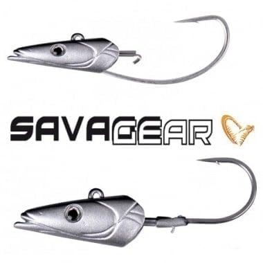Savage Gear Sandeel Jigg Head 16см Джиг глава