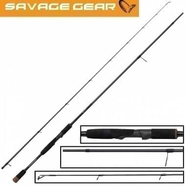 Savage Gear XLNT 3 Спининг въдица