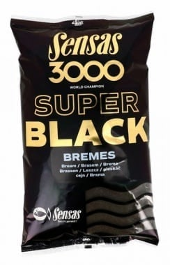 Sensas 3000 Super Black Bremes Захранка