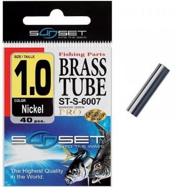 Sert SUNSET Brass Tube Цилиндърче
