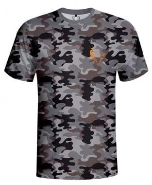Savage Gear Simply Savage Camo T-shirt Тениска
