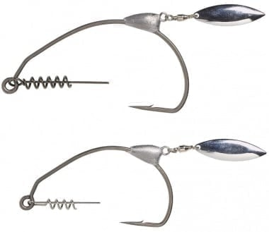 Savage Gear Weedlees Ewg Hooks Офсетна кука