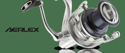 Shimano Aerlex XSB Макара с преден аванс
