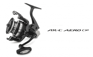Shimano AR-C Aero CI4+ Макара с преден аванс