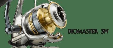 Shimano Biomaster SW-A Макара с преден аванс