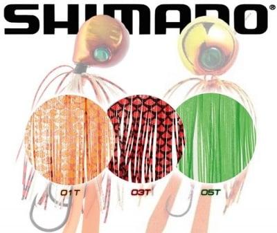 Shimano Engetsu Custom Skirt EP-002M Ресни