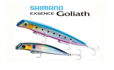 Shimano Exsence Goliath - Floating Воблер