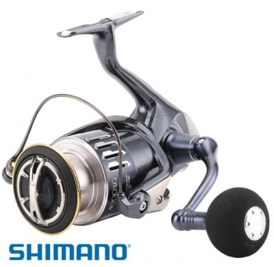 Shimano Twin Power XD 4000 XG Макара с преден аванс