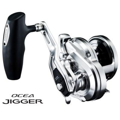 Shimano OCEA JIGGER 1501 HG Мултипликатор