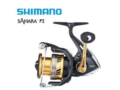 Shimano SAHARA FI Макара с преден аванс