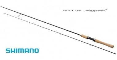 Shimano Trout One Area Special 66UL Спининг въдица