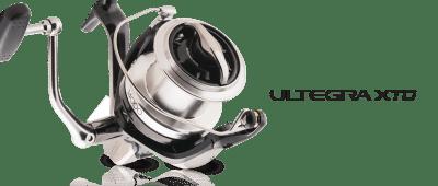 Shimano Ultegra XT-C Макара с преден аванс