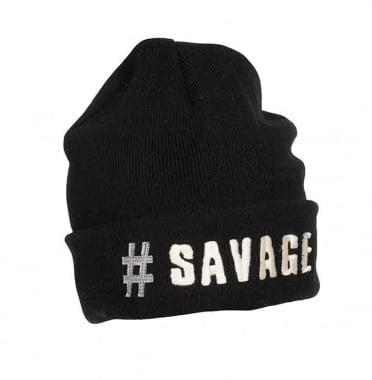 Savage Gear Simply Savage #Savage Beanie Шапка