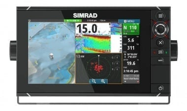Simrad NSS Evo2 9 Touch Сонар