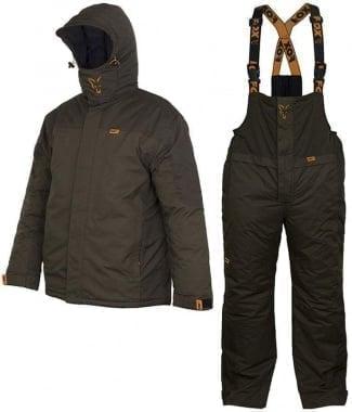 Fox Carp Winter Suit Комплект яке и гащеризон