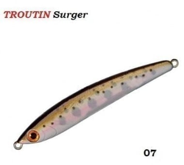 SMITH TROUTIN Surger 8 cm Воблер