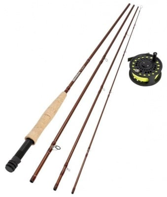 Snowbee Classic Fly Fishing Kit Мухарски комплект