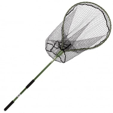 Snowbee Кеп Green Folding Fishing Net - Large Кеп
