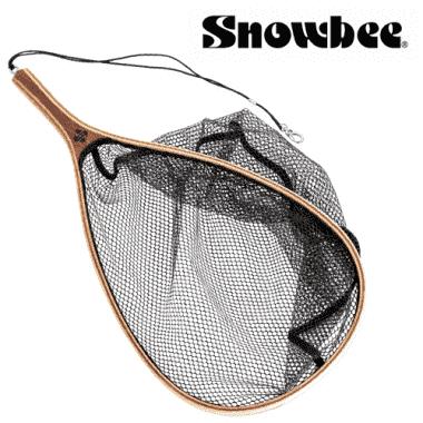 Snowbee Wooden Landing Net Кеп