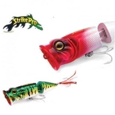 Strike Pro Pike Giant Pop 95mm 21.5g SH-002DJ Воблер