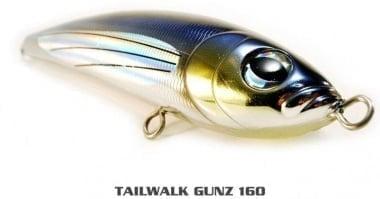 Tailwalk Gunz 160F Воблер
