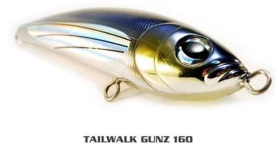 Tailwalk Gunz 160S Воблер