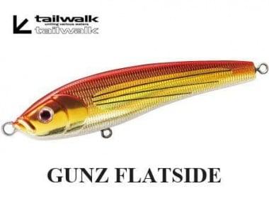 Tailwalk Gunz Flatside 140F Воблер